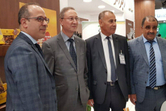 Algérie à Fruit Logistica - Berlin 5-7 Fev. 2020