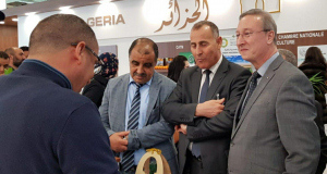 Algérie à Fruit Logistica 6