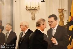 Neujahrsgrüße an den Bundespräsidenten 1